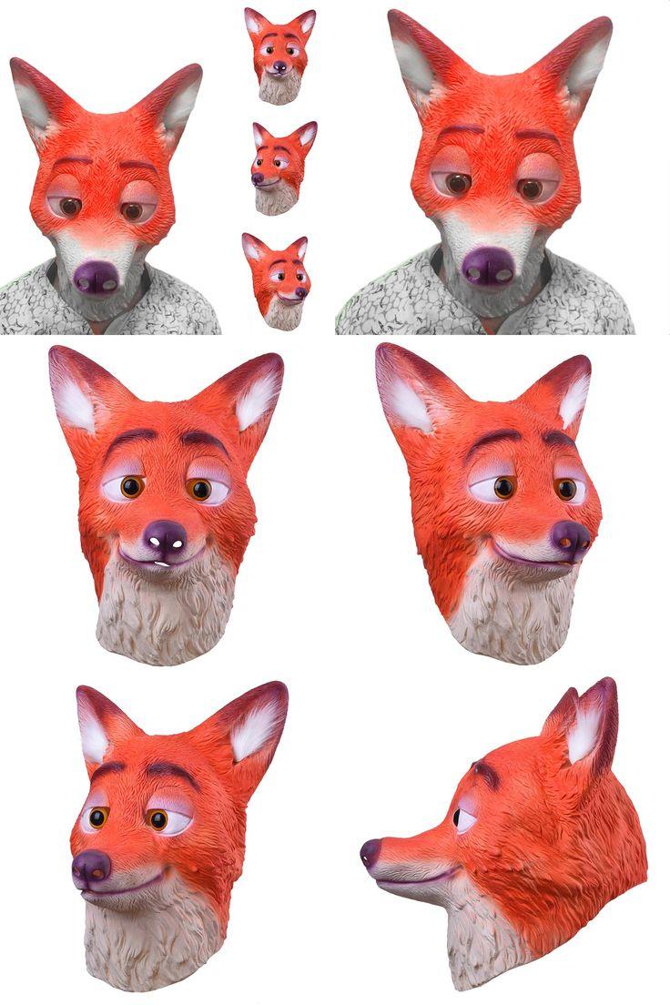 Best 25+ Animal head masks ideas on Pinterest | Paper mache mask ...