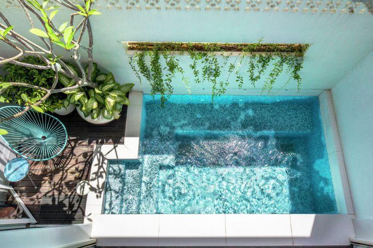 Terraced Rienzi House In Urban Singapore Is So Green It Feels Like The Country