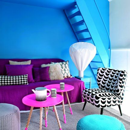 67 best images about turquoise walls on pinterest house for Decoration bleu turquoise