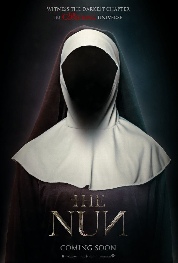 The Nun Alternative Poster Movies In 2019 Horror Films Horror