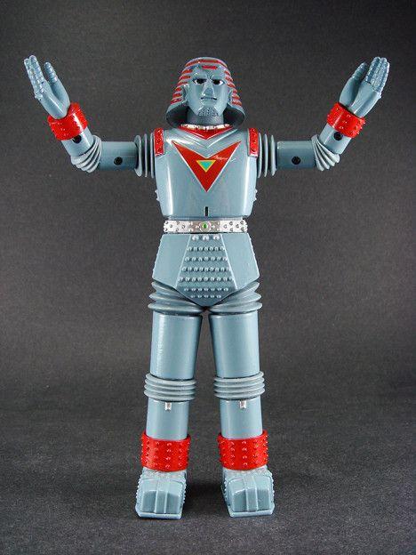 Giant Robo action figure | GIANT ROBO 1967