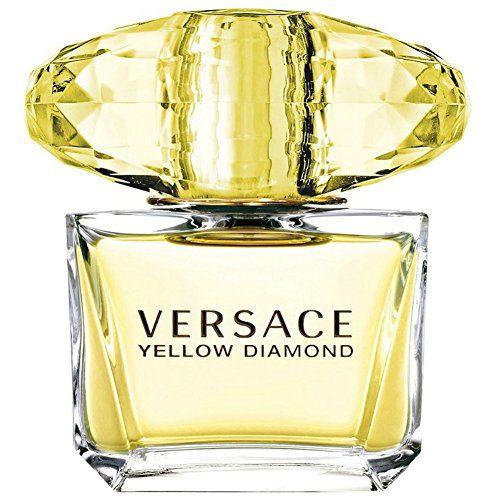 PERFUME DE MUJER VERSACE YELLOW DIAMOND 90 ML EDT 3 OZ 90 ML EAU DE TOILETTE POUR FEMME