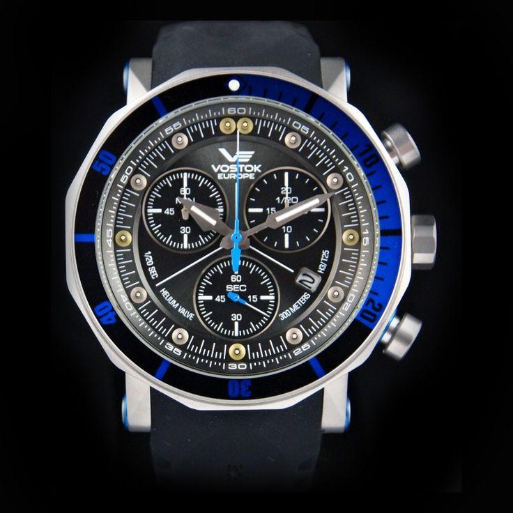 Vostok Europe Lunokhod 2 Chrono