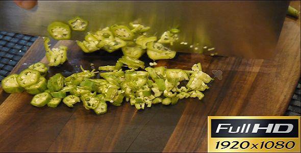 Chopping Vegetable Chopper will do the fine jobs too~