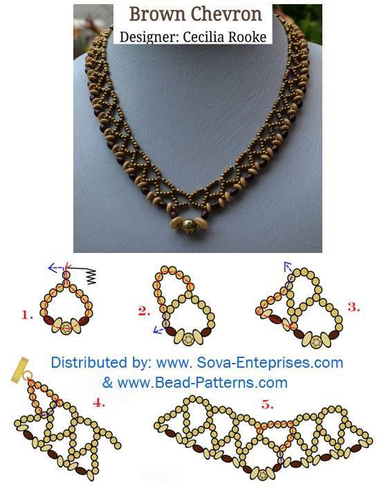 Free Necklace Pattern!