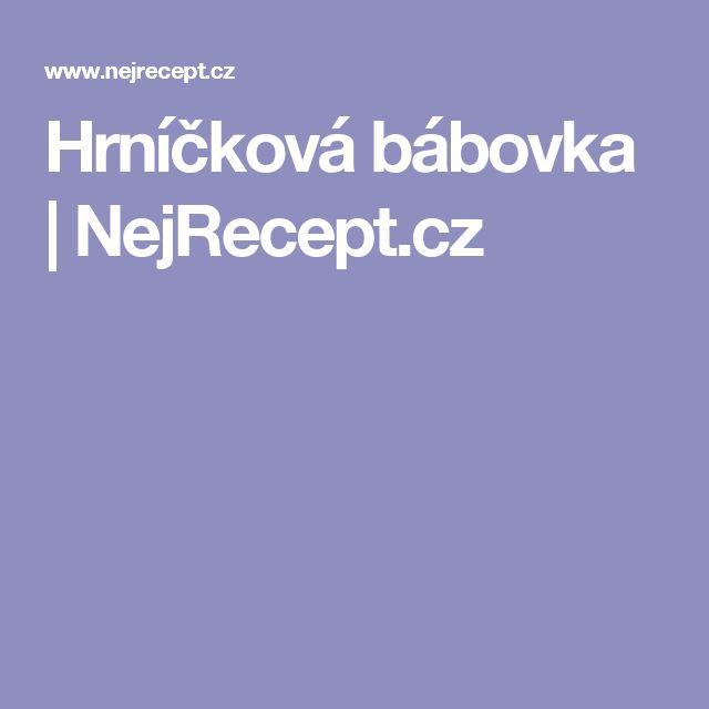 Hrníčková bábovka | NejRecept.cz