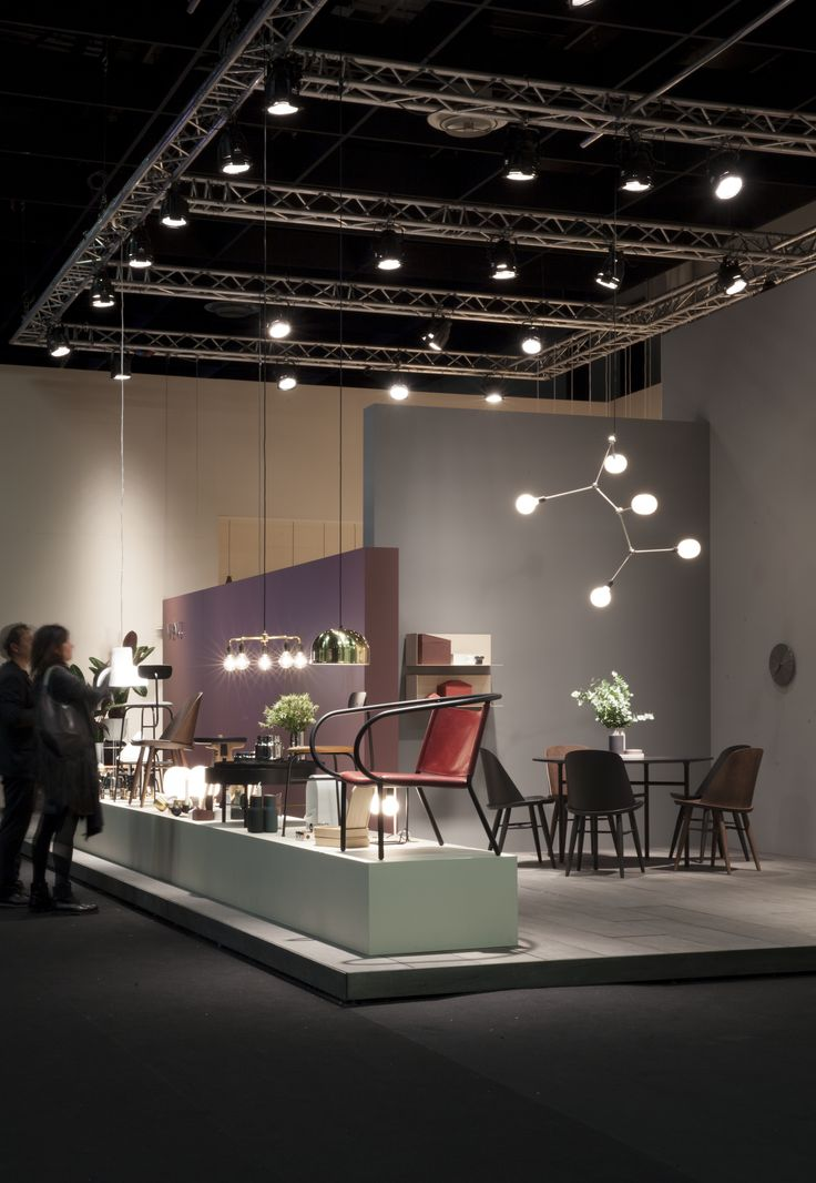 "Menu | IMM Cologne 2016 ""Modernism Reimagined""  Photo Credit: Jonas Bjerre-Poulsen"