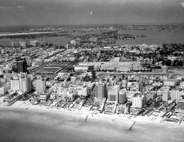 Aerial View Of Miami Beach Historical In 2018 Pinterest Hotels Hotel Club Atlantis