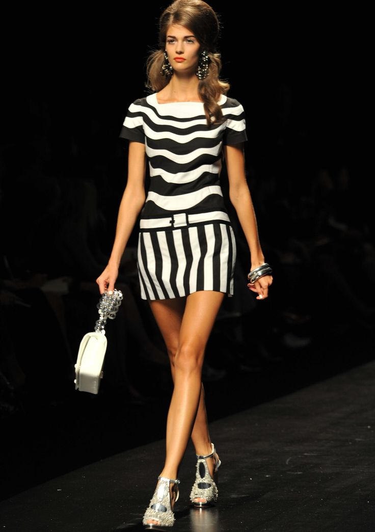 Summer 2013 Fashion Moschino