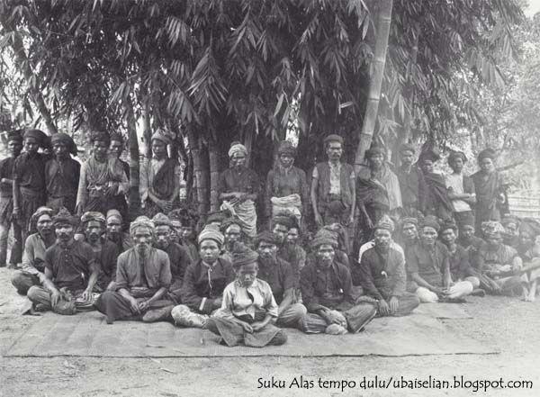 Alas Tribe, Aceh. Sumatra, Indonesia.