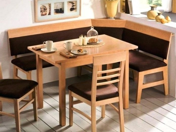 L Shaped Kitchen Table Casas
