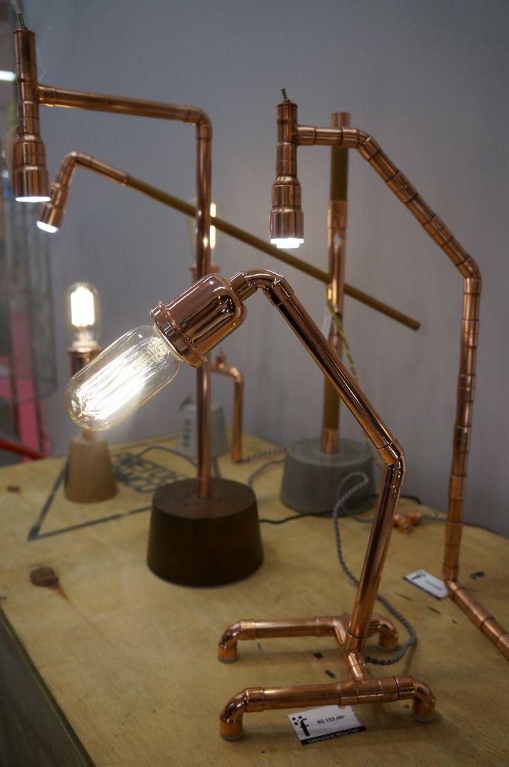 Luminária de Alberth Diego da Farra Design