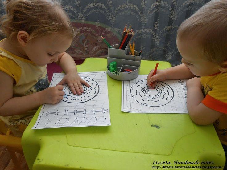 Lizzeta. Handmade notes.: Тематические занятия. Буква О.