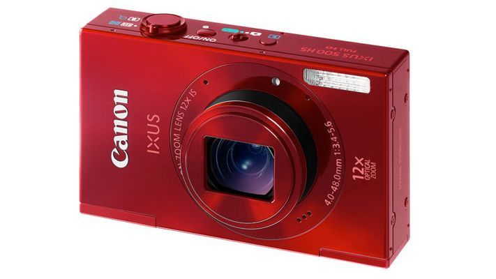 Canon IXUS 500 HS review | With 10.1MP, 12x zoom and Digic 5 processor in a tiny body, is this Canon IXUS camera a triumph of form and function? Reviews | TechRadar