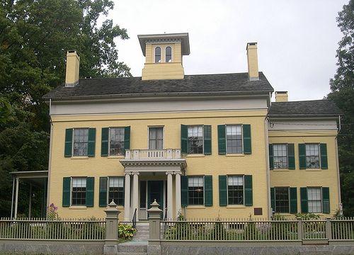 The Emily Dickinson Museum in Amherst, #Massachusetts