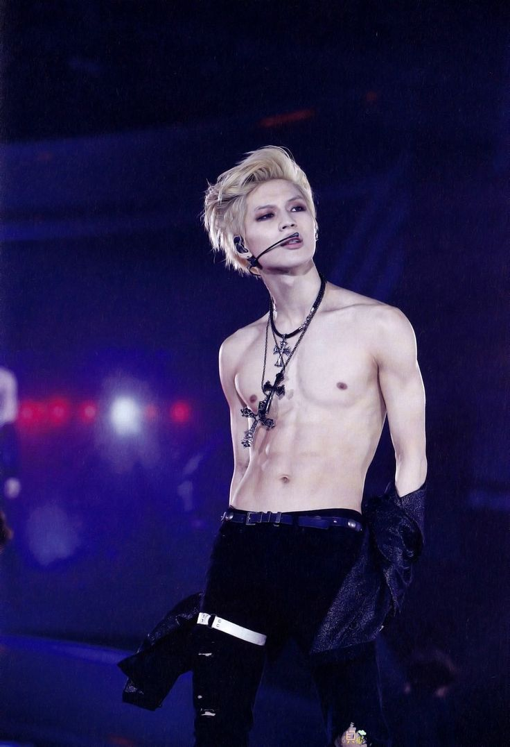 "SHINee World 2014 ""I'm Your Boy"" Special Edition in Tokyo Dome DVD Taemin"