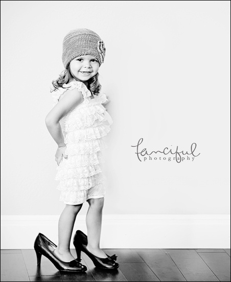 when janie gets big enough..i can totally see her doing this @Melanie Fashionista