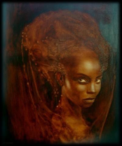 Queen Makeda -TheTrue Name of the Ethiopian Queen, the Wife of King Solomon Of Judea