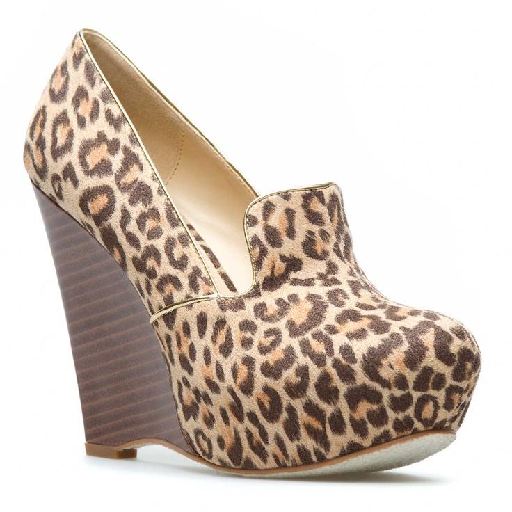 A fun shoe.