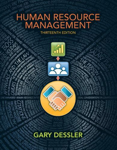 13 best business human resources images on pinterest resource human resource management 13th edition fandeluxe Gallery