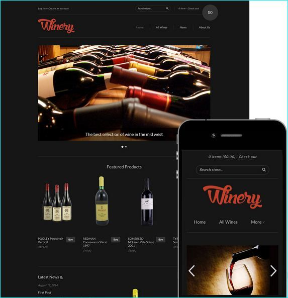 18 Mobile First Responsive Shopify Free Themes