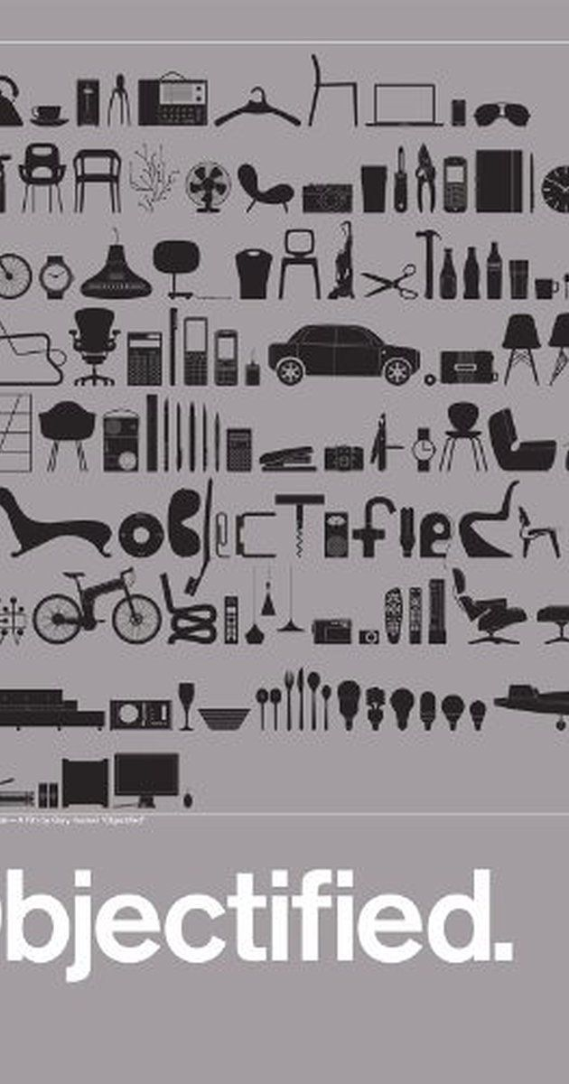 Directed by Gary Hustwit.  With Paola Antonelli, Chris Bangle, Andrew Blauvelt, Erwan Bouroullec. A feature-length documentary about our complex relationship with manufactured objects and, by extension, the people who design them.