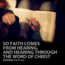 """So Jesus said to them, """"Because of your unbelief; for assuredly, I say to you, if you have faith as a mustard seed, you will say to this mountain, 'Move from here to there,' and it will move; and nothing will be impossible for you. Matthew 17: 20"""