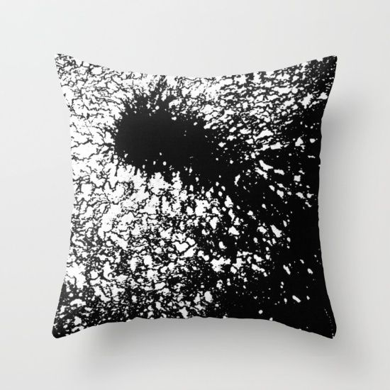 Buy Implosive Throw Pillow by werls. Worldwide shipping available at Society6.com. Just one of millions of high quality products available.