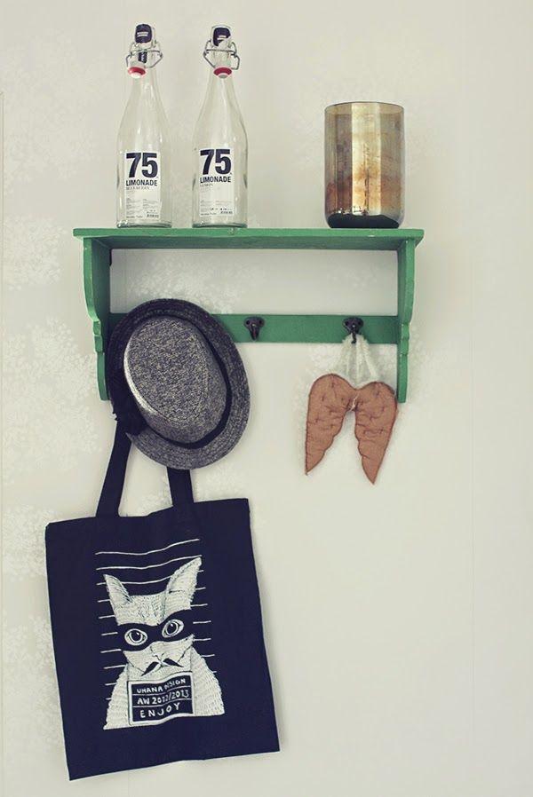 Koti kolmelle - Sisustusblogi: Siivet narikassa