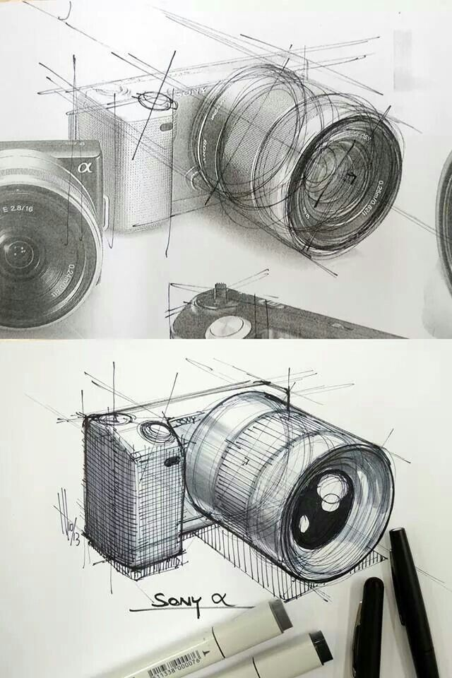 concept of the sony
