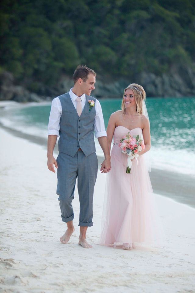 Barefoot Beach Weddings Relaxed Anne Marie Pinterest And