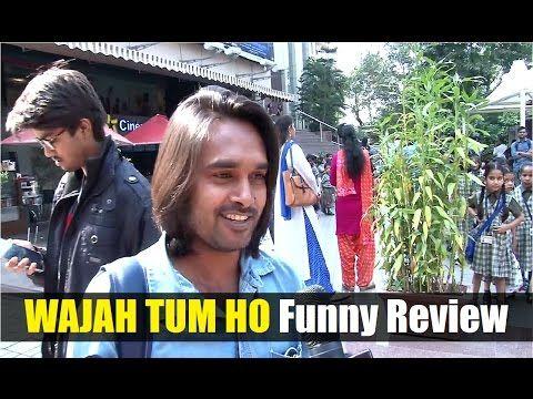 WATCH Funny short review of WAJAH TUM HO movie. See the full video at : https://youtu.be/p3ssbfjULS8 #wajahtumho #bollywoodnewsvilla