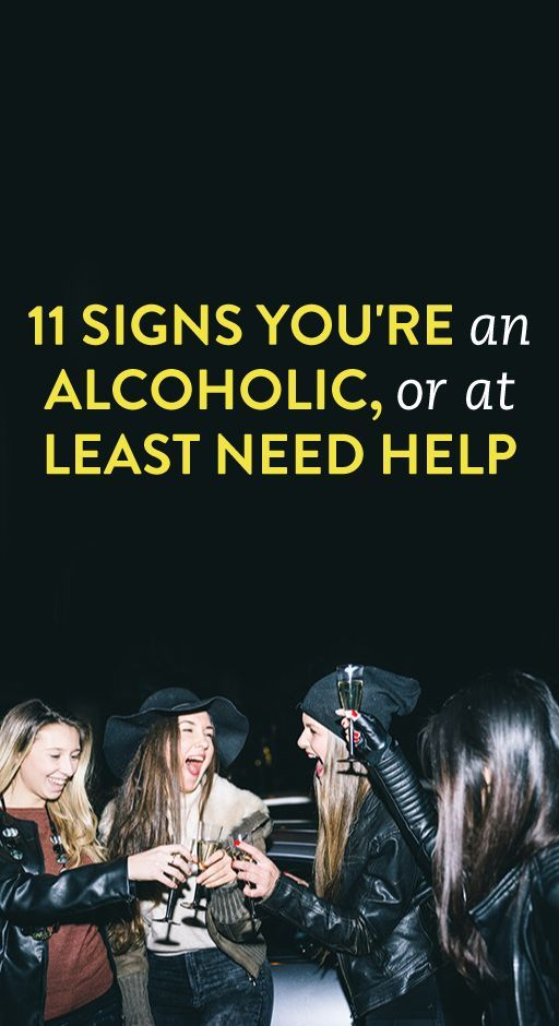 Signs you dating alcoholic