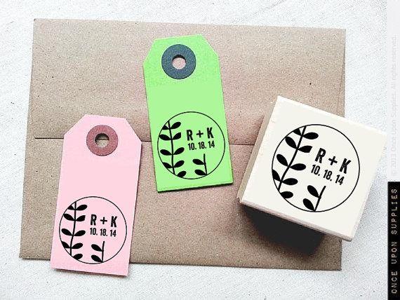 tampon mariage personnalis timbre personnalis de mariage plant de haricot magique choux de conception - Timbres Personnaliss Mariage