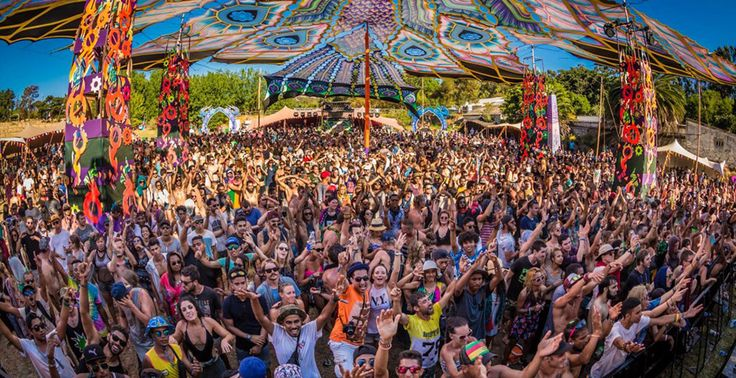 REZONANCE NYE FESTIVAL    When: New Years weekend    Arguably the most popular New Years Eve Festival in South Africa, with thousands of attendees from across the globe, Rezonance boasts numerous dance floors, with the main Prizm dance floor delivering a heavy dose of psychedelic trance.