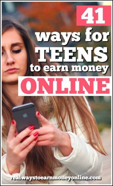 Earn Money Online Online jobs for teens. See these 41 ways teens can earn money online. Here's Your Opportunity To CLONE My Entire Proven Internet Business System Today!
