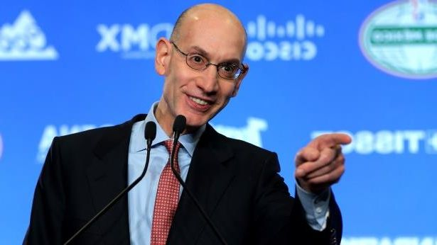 Adam Silver still wants 19-Year-Olds out of the NBA but the players association would like to see 18-year olds in the league
