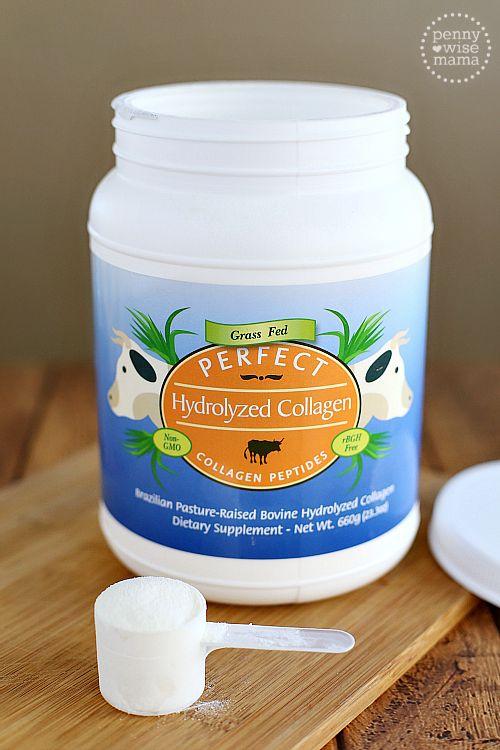 Perfect Hydrolyzed Collagen Powder