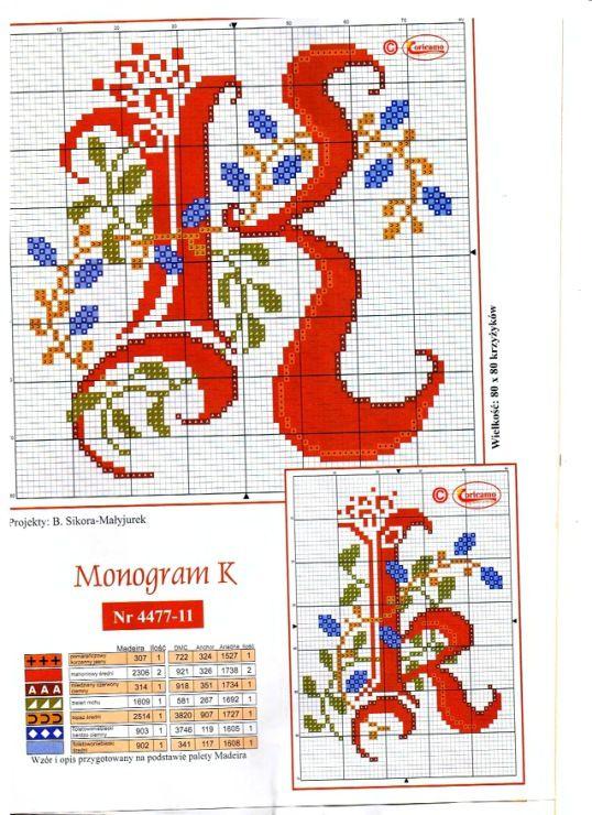 Gallery.ru / Фото #15 - Monogrammy - Vlada65