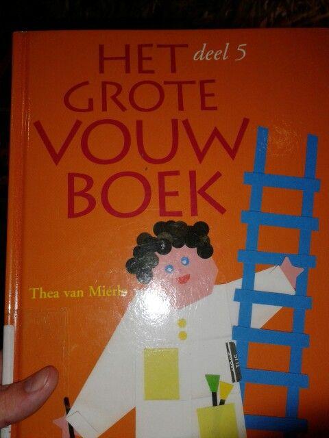 Vouwboek
