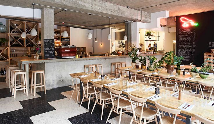 BRUNCH - Simple seasonal cooking is what Raw Duck promises along with a selection of homemade classics (try the gorgeous homemade jams). The Brunch menu runs throughout the weekend so there are no excuses. Order: The Avocado and Poached Egg on Sourdough with Coriander & Chilli. 197 Richmond Road London Fields Hackney, E8 3NJ, (0) 20 8986 6534, rawduckhackney.co.uk     - HarpersBAZAAR.co.uk