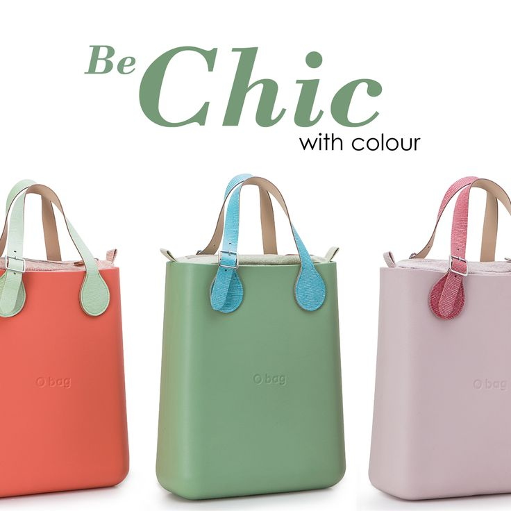O CHIC AND IT'S NEW LAMINATED INNER BAGS!