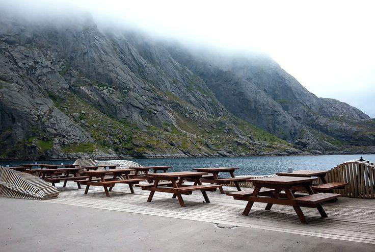 Leknes itt: Nordland