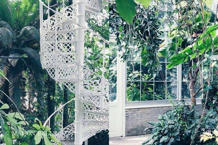 hotspots kopenhagen - botanische tuinen Kopenhagen - blog Maison Belle #botanischetuin #kopenhagen #hotspotskopenhagen