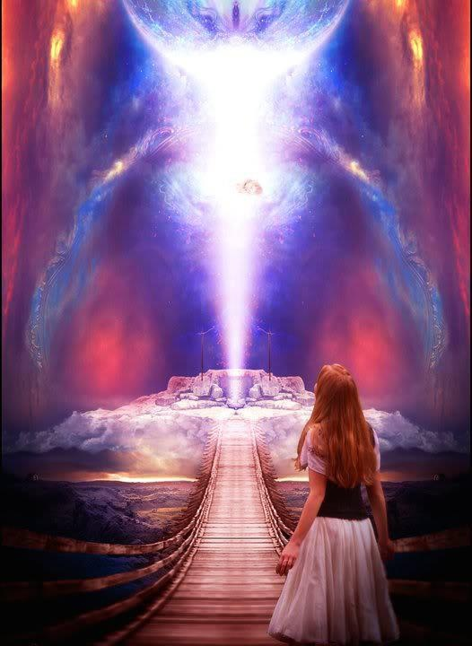 You are never alone. Your spirit guides and angels are always with you guiding you to your true purpose.