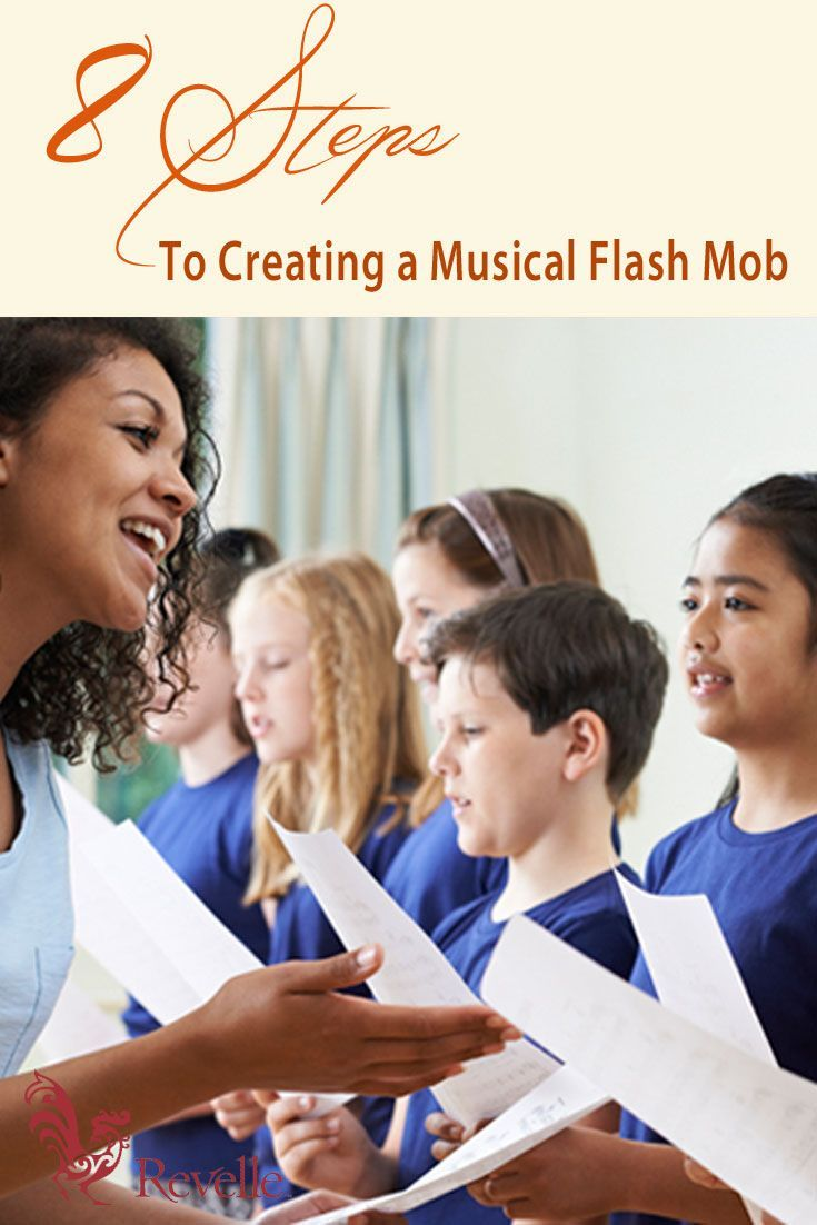 8 steps to generate a lot of buzz about your class, and provide your students with a great experience. http://www.connollymusic.com/stringovation/musical-flash-mob-step-by-step-guide /revellestrings/