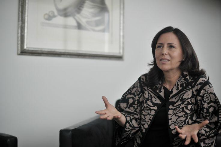 Adriana Suárez, directora ejecutiva de la Fundación Endeavor, habla de cómo un líder debe retarse constantemente.