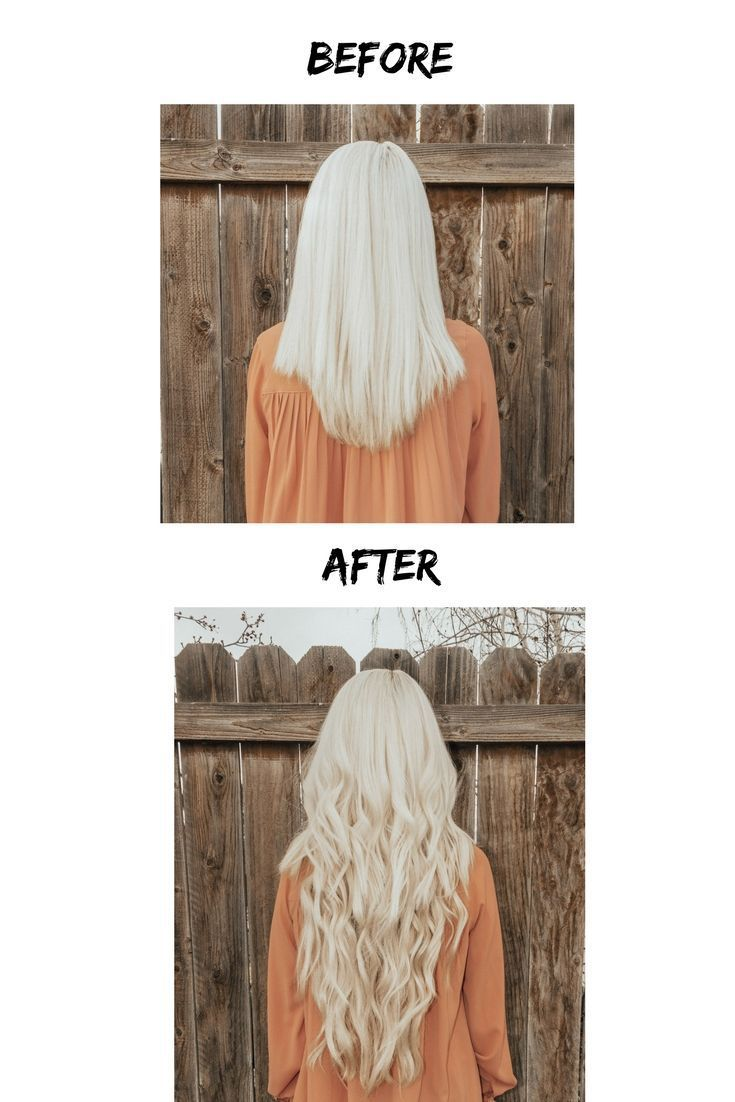How To Put In Clip In Hair Extensions Hair Extensions My Fantasy