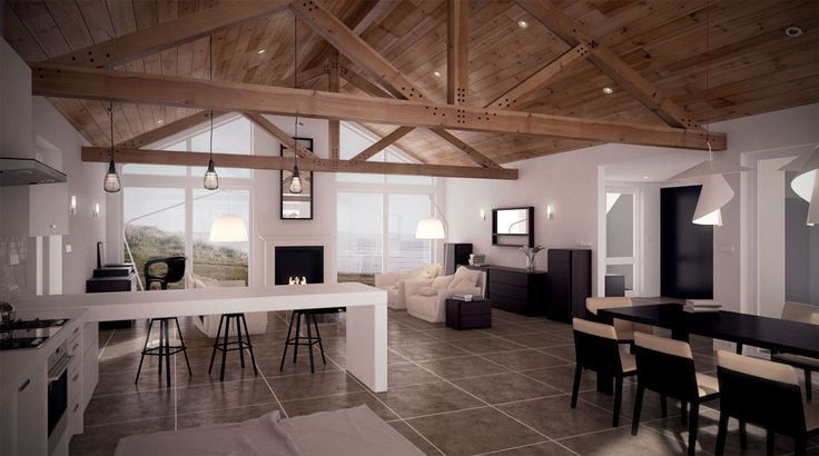 Great concept house plan! 3 bed, vaulted great room, nice layout on one level! Concept plan=cheaper building