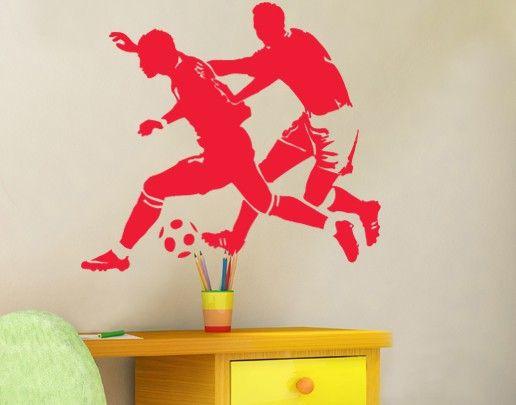 die 25+ besten ideen zu fußball kinderzimmer auf pinterest ... - Fussball Deko Kinderzimmer